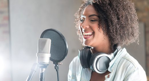 Voice over dames